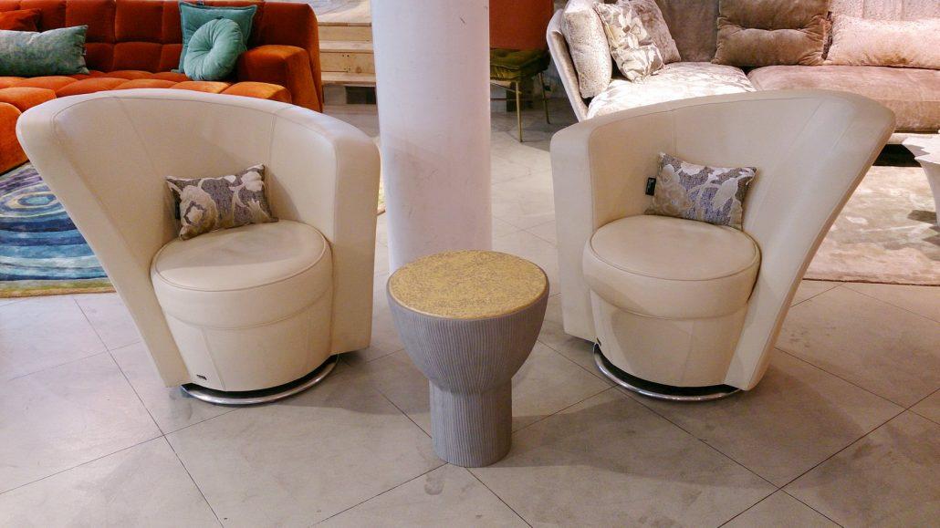 2 sessel eve 39 s island bretz store frankfurt. Black Bedroom Furniture Sets. Home Design Ideas